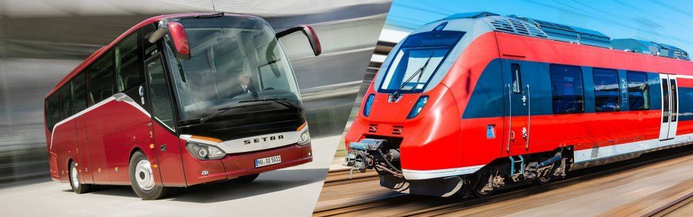 Bus Vs. Train: Which is better For Your Next Trip and Why?