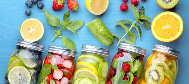 5 detox water to have during this Pandemic to boost your immunity