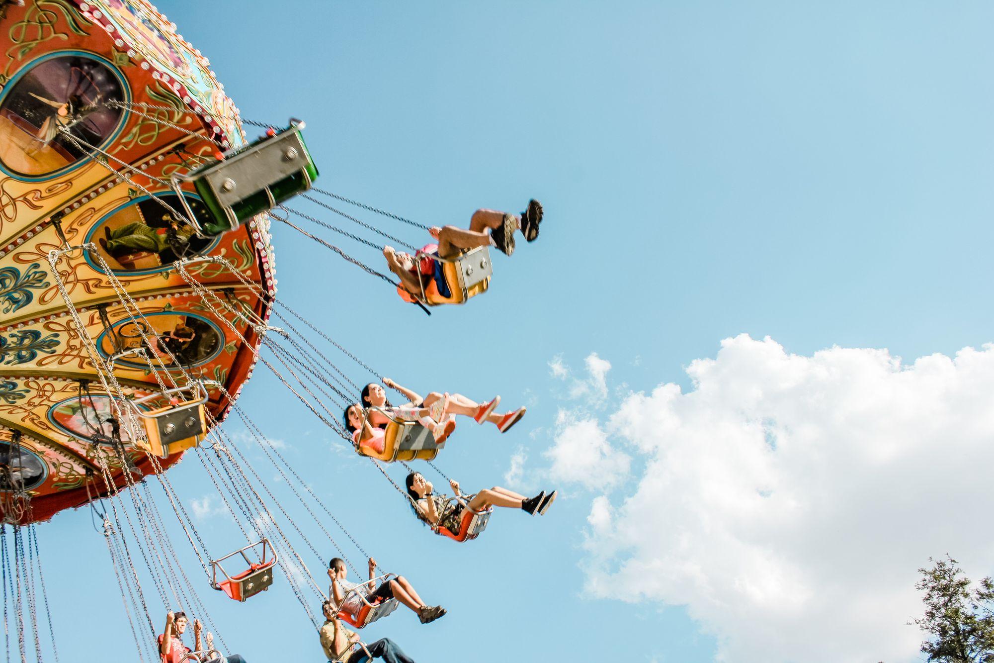 5 Best Amusement Parks In India