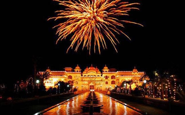 Welcome the New Year spirit at these destinations across India