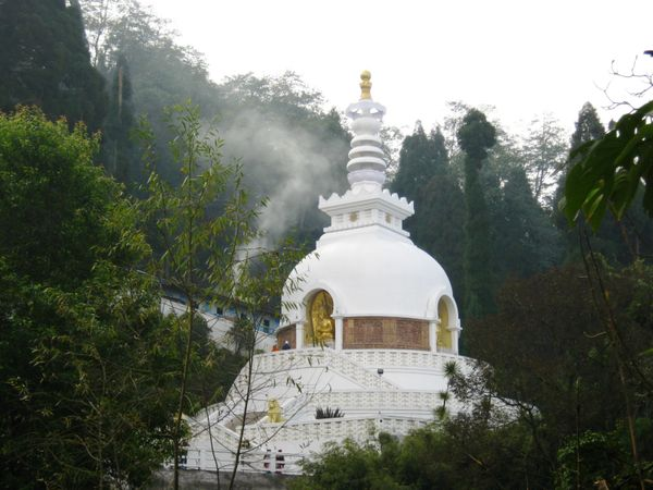 7 beautiful pagodas in India, every traveller must visit