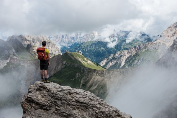 Mountains are calling: 8 step guide for a backpacker
