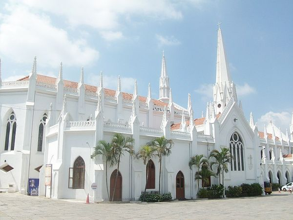 10 Architecturally Rich Churches in Chennai