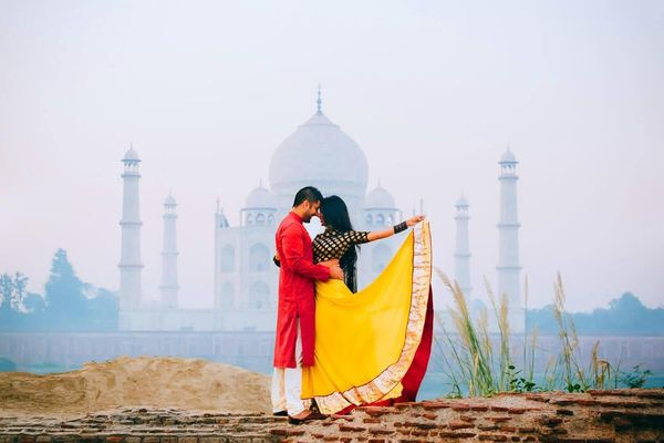 10 Ultimate destinations in India for your pre-wedding photo-shoot