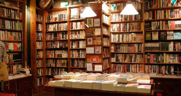 A Trip to the Most Famous Bookstores in India