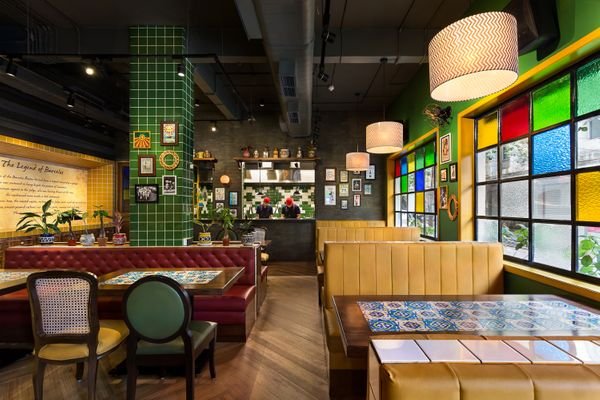 9 Unique Themed Restaurants In Mumbai That You Just Can't-Miss