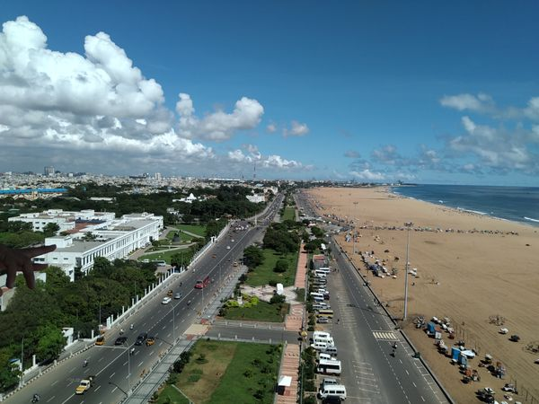 Explore 8 Fantastic Historical and Romantic Places in Chennai