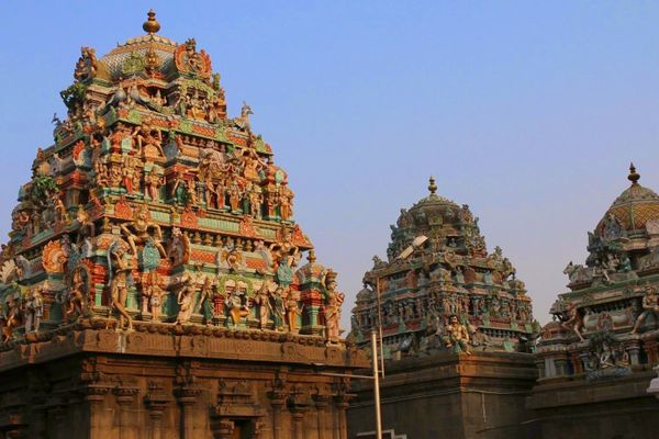 Know Why the Temples of Chennai are a Delight to Visit